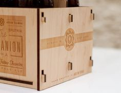 The Companion APA #beer #packaging #bottle