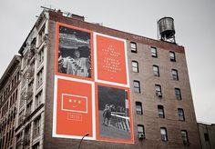HORT #nike #billboard #hockey #typography