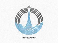 Hc drib3 #logo #rings #rocket