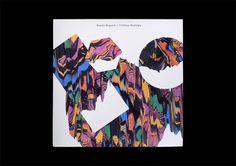 Fictitious Nostalgia2013 Kasper Pyndt #record #lp #color #art