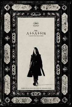 the assassin movie poster