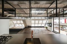 Tokyo Loft by G architects studio #interior #minimalist
