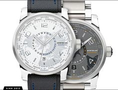Montblanc TimeWalker World Time Hemispheres gear patrol #watch