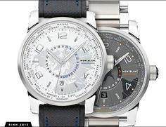 Montblanc TimeWalker World Time Hemispheres gear patrol