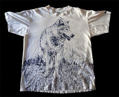 Alaska Wolf* : TSIF #fashion #wolf #shirt