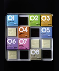 groovisions_1cc.jpg 500×600 pixels #packaging #design #chocolate
