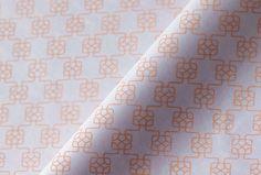 Aguaclara by Infinito #print #design#pink #pattern