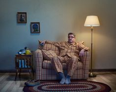 Couch Chameleons: Fine Art Portraits by Randal Ford
