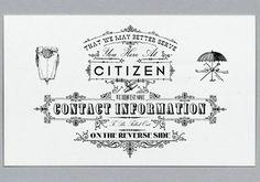 casteprojects_citizen_02 #design #identity #branding