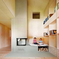 CasaC 11 #wood #house #architecure