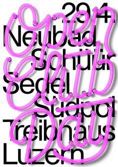 Erich Brechbühl's Posters are Witty and Inventive, with an Element of Surprise