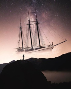 Creative and Beautiful Dreamlike Photo Manipulations by Justin Peters 1 Creative and Beautiful Dreamlike Photo Manipulations by Justin Peters