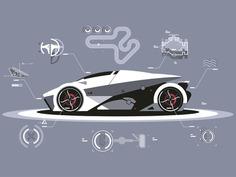 Modern car technology