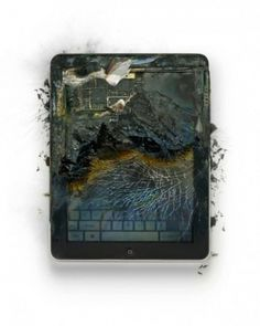 Adapt » Blog Archive » How Apple makes me feel. Sometimes. #ipad #destroy #apple #trash