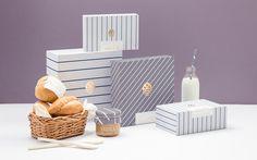 Branding: VIOLETA Argentinian Bakery - JOQUZ