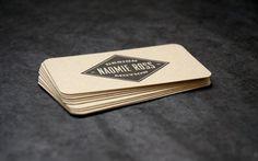 Naomie Ross // Design x Motion // New York #business #card #naomie #logo #ross