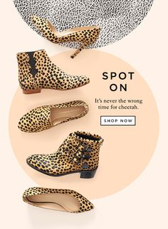 Shop Cheetah Haircalf Shoes And Handbags At The Official Loeffler Randall Online Store LoefflerRandall.com #email #loeffler randall