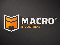 Macro #logo