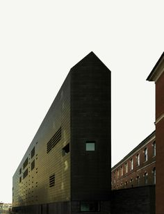 LCV. Law Court offices in Venice by C+S Architects #bold #dominating #architecture #towering #italy