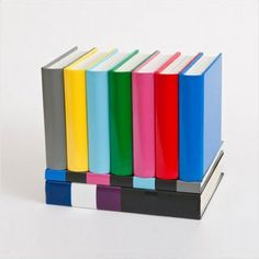 swissmiss | Test Pattern Library #color #books #humor