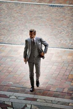 Man's Guilt #fashion #mens #suit