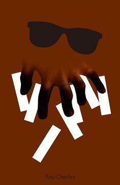 Ray Charles #poster
