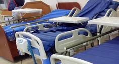 Terlemeyi Önleyen Havalı Hasta Yatakları