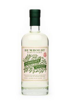 Humboldt's Finest ~Humboldt Distillery