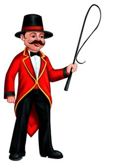 Ring Master: Circus Skill Game Object/Character   prominentt games
