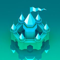 #beatracer #hexagon #castle #jmchoe #lilasoft
