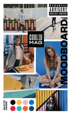 Super Cool Brand Identity for Coolio Mag