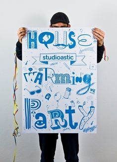 studioastic HOUSE WARMING PARTY | studioastic | visuelle kommunikation – Werbeagentur in Hallein nahe Salzburg . Design . Animation . 3D # #beer #studioastic #invitation #design #illustration #poster #party