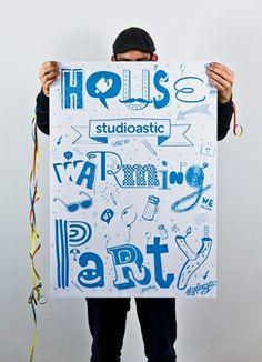 studioastic HOUSE WARMING PARTY | studioastic | visuelle kommunikation – Werbeagentur in Hallein nahe Salzburg . Design . Animation . 3D