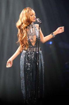 Rihanna In Lanvin Couture #Rihanna #Lanvin #Couture