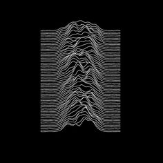 batchprocess #diagram #joy division #peter saville #visualisation #unknown pleasures
