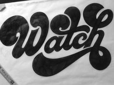 Watch #groovy