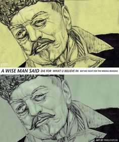 WiSE MAN #desig #design #illustration #portrait #art #drawing
