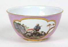 Meissen sumptuous dish to 1740 #porcelain