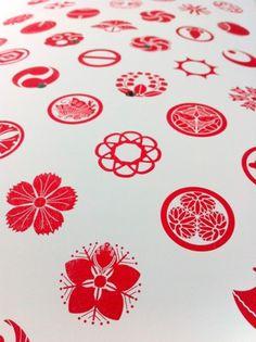 Collate #emblem #japanese #branding