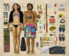 Things Organized Neatly #vacation #idea