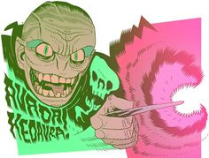 http://mrhipp.tumblr.com/page/10 #harry #dan #potter #hipp #illustration