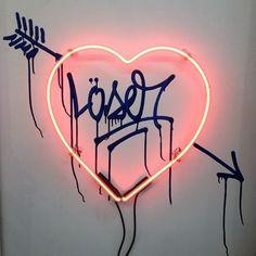 Loser #loser #neon