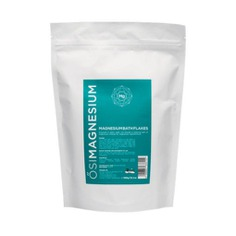 Magnesium Bath Flakes The Magnesium Bath Flakes increase your body's magnesium levels to relieve stiff and sore muscles. Magnesium also works to support the immune system, and promotes relaxing sleep.