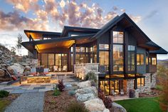 Boulder Ridge Mountain Retreat