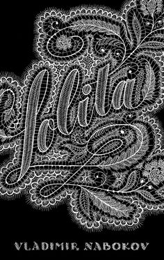 Jessica Hische The Lolita Cover Project #type