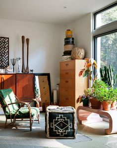 In the Catskills, Assembled From a Kit Slide Show NYTimes.com #interior #design