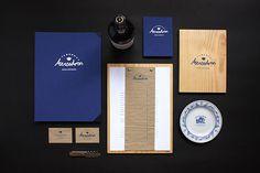 Taberna dos Mercadores #menu #identity #design #print