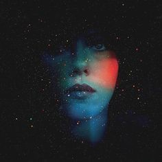 Under The Skin #scarlett #exposure #johansson #the #stars #double #poster #under #skin