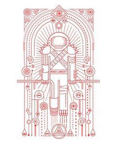 FFFFOUND! | Mingo Lamberti #illustration