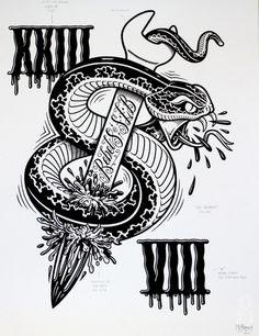 tumblr_lvgz4fBnBV1qgbx3ho1_500.jpg (500×649) #giant #snake